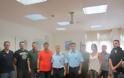 Επίσκεψη της Ένωσης Αξιωματικών Θεσσαλίας στον Γενικό Περιφερειακό Αστυνομικό Διευθυντή Θεσσαλίας