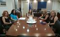 Ο Σύλλογος ΑΞ.Ι.Α συνάντησε την Υφυπουργό Οικονομικών Κατερίνα Παπανάτσιου