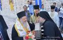 Υποδοχή της Τιμίας Κάρας του Οσίου Δαβίδ στην Κέλλη Φλώρινας (φωτογραφίες)