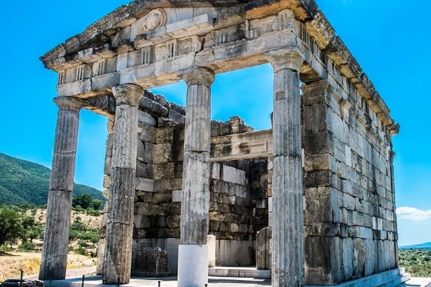 Η άγνωστη ιστορία της αρχαίας Ελλάδας την εποχή της Ρωμαϊκής αυτοκρατορίας - Φωτογραφία 1