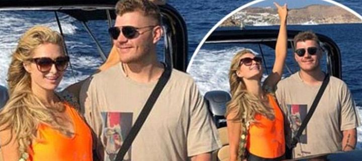 Paris Hilton: Ξέγνοιαστες στιγμές στο νησί των ανέμων με τον αρραβωνιαστικό της! - Φωτογραφία 1