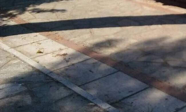 «Πάγωσε» το αίμα περαστικών στη Θεσσαλονίκη: Τον βρήκαν νεκρό σε παγκάκι μέρα μεσημέρι [photos] - Φωτογραφία 1