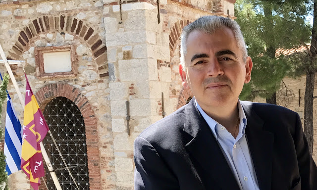 Χαρακόπουλος:Να επιστραφούν τα κειμήλια της Ι.Μ. Εικοσιφοινίσσης από Βουλγαρία και ΗΠΑ - Φωτογραφία 1