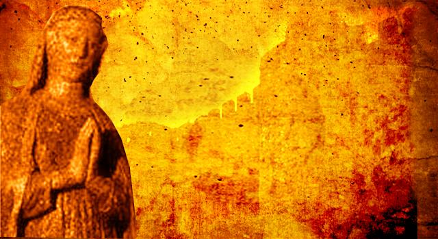 ΑΜΦΙΚΤΙΟΝΙΑ ΑΚΑΡΝΑΝΩΝ: Θάμαρ, ένα τραγικό πρόσωπο, η δική μας Θάμαρ του Κάστρου της Βόνιτσας - (Μέρος Πρώτο) - Φωτογραφία 1