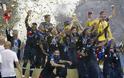Μουντιάλ 2018: Άξια πρωταθλήτρια κόσμου η Γαλλία (ΦΩΤΟ & ΒΙΝΤΕΟ)