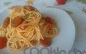 Η συνταγή της Ημέρας: Σπαγγετίνι με τσορίθο και ντοματίνια τσέρι