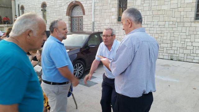 ΚΟ Φυτειών του ΚΚΕ: Πραγματοποιήθηκε η Περιοδεία στις Φυτείες και η Συγκέντρωση στη Παπαδάτου Ξηρομέρου, όπου μίλησε ο Νίκος Μωραΐτης, βουλευτής ΚΚΕ - Φωτογραφία 10