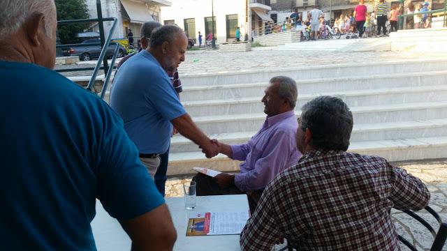 ΚΟ Φυτειών του ΚΚΕ: Πραγματοποιήθηκε η Περιοδεία στις Φυτείες και η Συγκέντρωση στη Παπαδάτου Ξηρομέρου, όπου μίλησε ο Νίκος Μωραΐτης, βουλευτής ΚΚΕ - Φωτογραφία 6