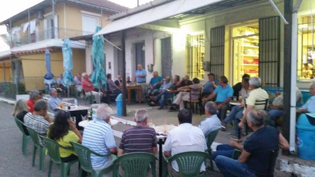 ΚΟ Φυτειών του ΚΚΕ: Πραγματοποιήθηκε η Περιοδεία στις Φυτείες και η Συγκέντρωση στη Παπαδάτου Ξηρομέρου, όπου μίλησε ο Νίκος Μωραΐτης, βουλευτής ΚΚΕ - Φωτογραφία 7