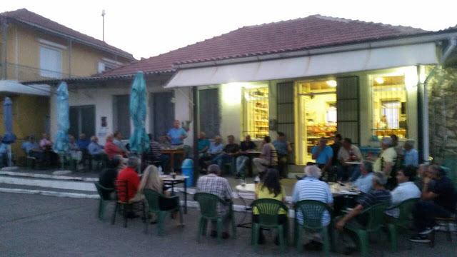 ΚΟ Φυτειών του ΚΚΕ: Πραγματοποιήθηκε η Περιοδεία στις Φυτείες και η Συγκέντρωση στη Παπαδάτου Ξηρομέρου, όπου μίλησε ο Νίκος Μωραΐτης, βουλευτής ΚΚΕ - Φωτογραφία 9