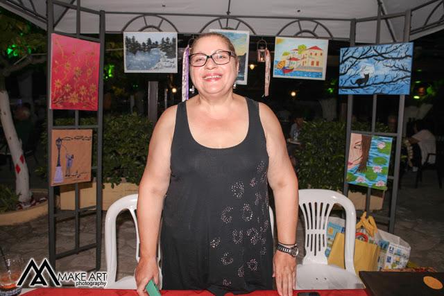 Σύλλογος Γυναικών Αστακού: Με επιτυχία η έκθεση με Γυναικείες δημιουργίες και η παρουσίαση χορών από το γυμναστήριο ENERGYM - ΦΩΤΟ Make art - Φωτογραφία 14
