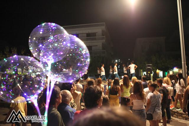 Σύλλογος Γυναικών Αστακού: Με επιτυχία η έκθεση με Γυναικείες δημιουργίες και η παρουσίαση χορών από το γυμναστήριο ENERGYM - ΦΩΤΟ Make art - Φωτογραφία 6