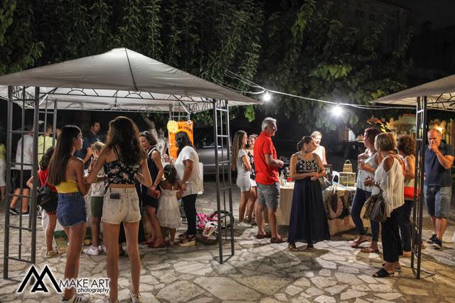 Σύλλογος Γυναικών Αστακού: Με επιτυχία η έκθεση με Γυναικείες δημιουργίες και η παρουσίαση χορών από το γυμναστήριο ENERGYM - ΦΩΤΟ Make art - Φωτογραφία 64