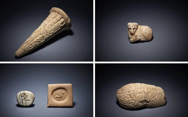 Το Βρετανικό Μουσείο επιστρέφει κλεμμένες αρχαιότητες στο Ιράκ - Φωτογραφία 1