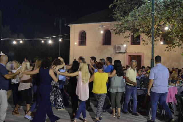 Όμορφο γλέντι με πολύ χορό, στη Γιορτή  του Τσέλιγκα στο ΒΑΡΝΑΚΑ | ΦΩΤΟ: Βάσω Παππά - Φωτογραφία 1