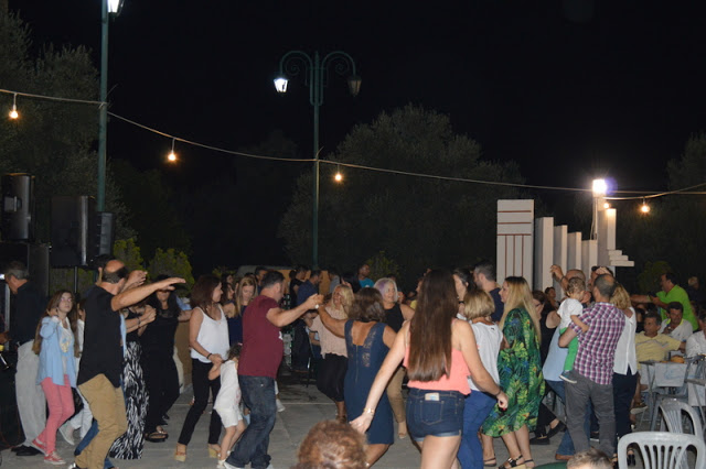 Όμορφο γλέντι με πολύ χορό, στη Γιορτή  του Τσέλιγκα στο ΒΑΡΝΑΚΑ | ΦΩΤΟ: Βάσω Παππά - Φωτογραφία 15