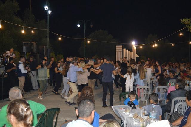 Όμορφο γλέντι με πολύ χορό, στη Γιορτή  του Τσέλιγκα στο ΒΑΡΝΑΚΑ   ΦΩΤΟ: Βάσω Παππά - Φωτογραφία 16