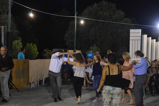 Όμορφο γλέντι με πολύ χορό, στη Γιορτή  του Τσέλιγκα στο ΒΑΡΝΑΚΑ | ΦΩΤΟ: Βάσω Παππά - Φωτογραφία 23