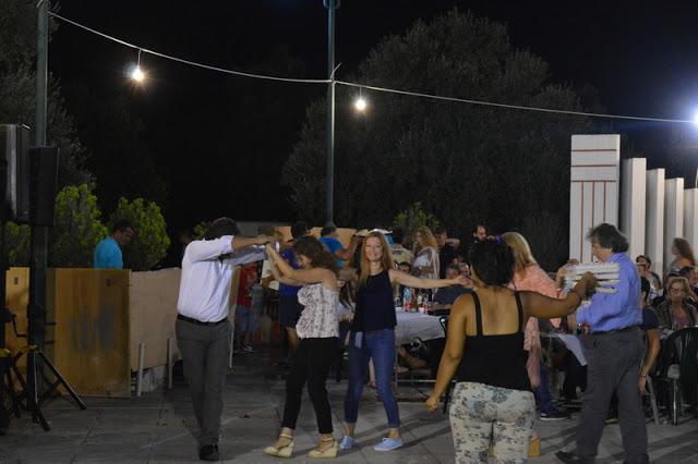 Όμορφο γλέντι με πολύ χορό, στη Γιορτή  του Τσέλιγκα στο ΒΑΡΝΑΚΑ | ΦΩΤΟ: Βάσω Παππά - Φωτογραφία 24