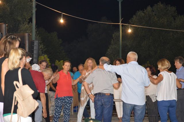 Όμορφο γλέντι με πολύ χορό, στη Γιορτή  του Τσέλιγκα στο ΒΑΡΝΑΚΑ | ΦΩΤΟ: Βάσω Παππά - Φωτογραφία 4