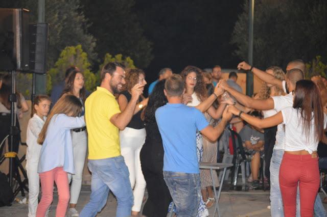 Όμορφο γλέντι με πολύ χορό, στη Γιορτή  του Τσέλιγκα στο ΒΑΡΝΑΚΑ | ΦΩΤΟ: Βάσω Παππά - Φωτογραφία 8