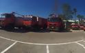 Σε ομαδική selfie τα πυροσβεστικά του Δήμου Βάρης Βούλας Βουλιαγμένης