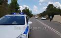 Λαμία: Τροχαίο με μηχανάκι - Τον έσωσε το κράνος - Φωτογραφία 4