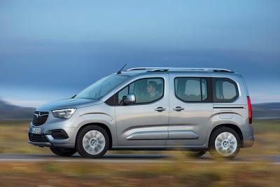 Τα νέα Opel Combo Life και Combo ήρωες της καθημερινότητας υψηλών προδιαγραφών - Φωτογραφία 2