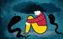 Συνήθειες των ανθρώπων με κρυμμένη κατάθλιψη