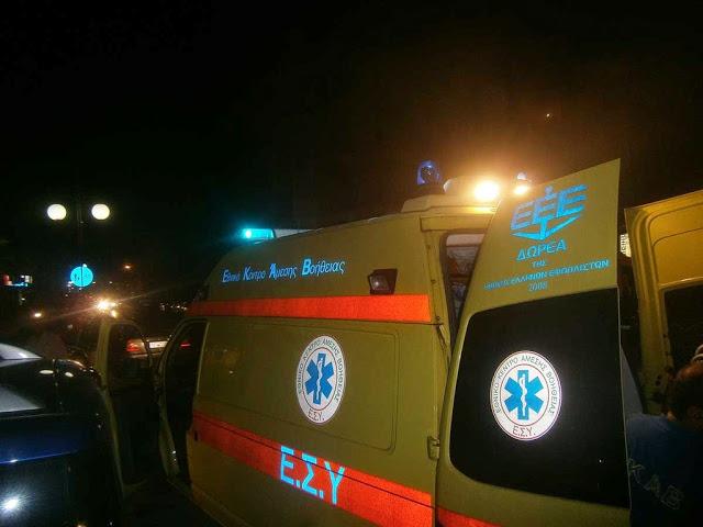 Αμαλιάδα: Ξεψύχησε στην άσφαλτο 21χρονος δικυκλιστής -Καρφώθηκε σε κολώνα - Φωτογραφία 1