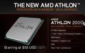 Η AMD αποκάλυψε νέους Athlon επεξεργαστές γεμάτους σε Zen - Φωτογραφία 2