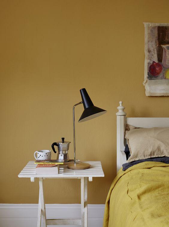 Το mustard-yellow είναι το χρώμα που κυριαρχεί στο interior design αυτό το φθινόπωρο - Φωτογραφία 2