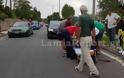 Λαμία: Αυτοκίνητο παρέσυρε μαθητή στη Λ. Καλυβίων - Φωτογραφία 2