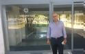 Ο Γιάννης Σηφάκης στο γραφείο της Υπουργού Προστασίας του Πολίτη Όλγας Γεροβασίλη και στον Προϊστάμενο Επιτελείου της ΕΛΑΣ αντιστράτηγο Μιχάλη Καραμαλάκη