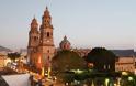 Μορέλια, μια από τις ομορφότερες πόλεις του Μεξικού