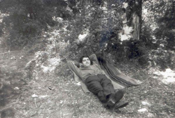 Δημήτρης Λιαντίνης:Φεύγω αυτοθέλητα. Αφανίζομαι όρθιος, στιβαρός και... [photos+video] - Φωτογραφία 2