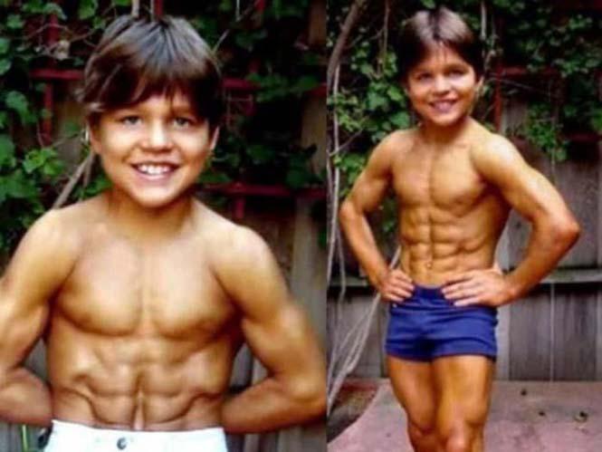 Δείτε πως είναι σήμερα ο μικρός bodybuilder που είχε γίνει διάσημος σε ηλικία 8 ετών! [photos+video] - Φωτογραφία 1