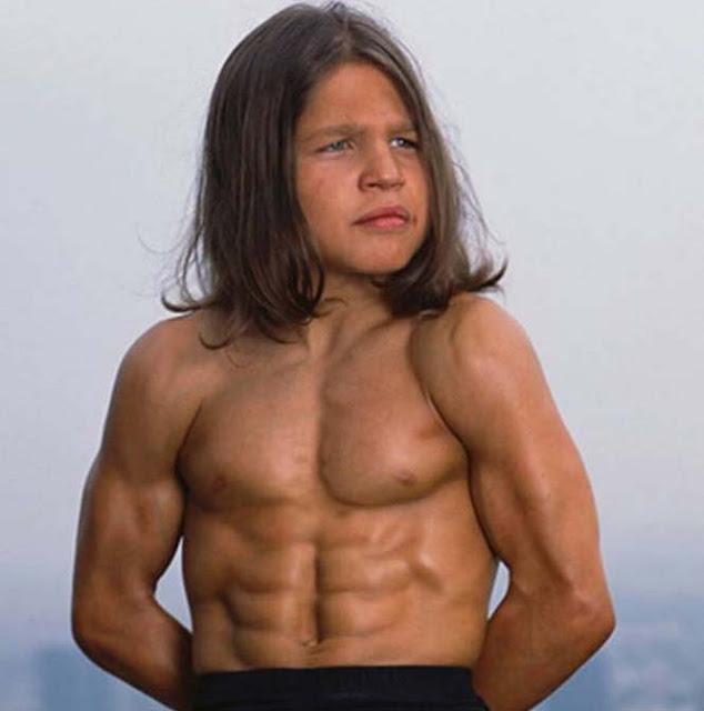 Δείτε πως είναι σήμερα ο μικρός bodybuilder που είχε γίνει διάσημος σε ηλικία 8 ετών! [photos+video] - Φωτογραφία 2