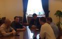 ΑΝ.Α.Σ.Α :Συναντήσεις με βουλευτές της Περιφέρειας Αττικής για τις ελλείψεις σε Αστυνομικό προσωπικό στην Ν/Α Αττική.