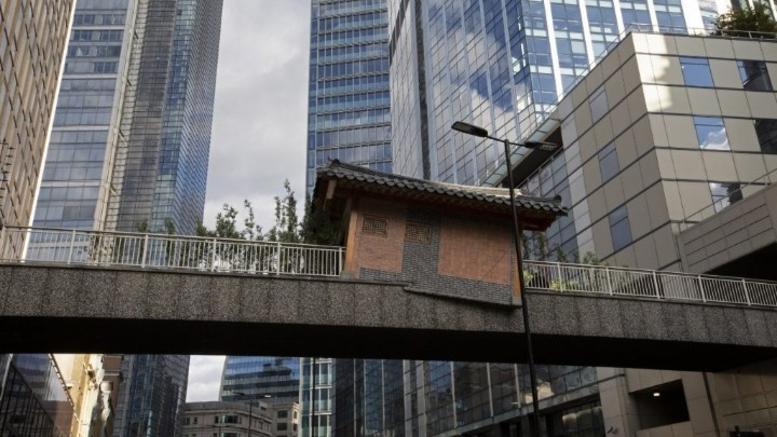 Bridging Home: Μια εγκατάσταση για την ιστορία των μεταναστών στο Λονδίνο - Φωτογραφία 1