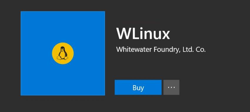 WLinux η νέα διανομή ειδικά για Windows 10 - Φωτογραφία 1