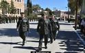 96 ΑΔΤΕ: Ο Διοικητής της ΑΣΔΕΝ Αντιστράτηγος Νικόλαος Μανωλάκος στην ορκωμοσία νεοσυλλέκτων