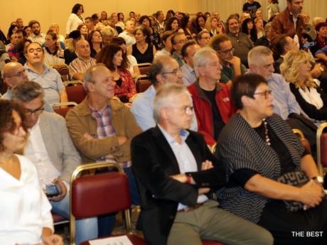 Πάτρα- Ανδρέας Ξανθός: Θα έχουμε τη δυνατότητα να στηρίξουμε με μεγαλύτερη απλοχεριά το δημόσιο σύστημα υγείας- ΦΩΤΟ - Φωτογραφία 9