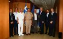 ΑΝΥΕΘΑ : Συνάντηση κορυφής με τον Πρέσβη των ΗΠΑ Τζέφρι Πάϊατ - ΕΙΚΟΝΕΣ - Φωτογραφία 6