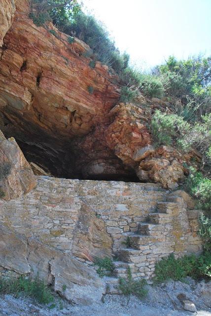 11127 - Ο αρσανάς της Ιεράς Μονής Κωνσταμονίτου - Φωτογραφία 8