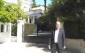 Ο Γιάννης Σηφάκης στο Μέγαρο Μαξίμου με τον Υπουργό Επικρατείας Χρ. Βερναρδάκη για το πρόβλημα 1200 αγροτών με την ΟΠ