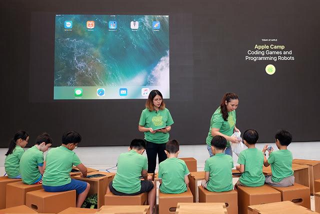 Η Apple θα δείξει σε όλους τους Ευρωπαίους πώς να προγραμματίζουν - Φωτογραφία 3