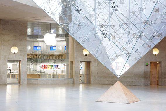 Η Apple κλείνει το κατάστημα του Λούβρου - Φωτογραφία 3