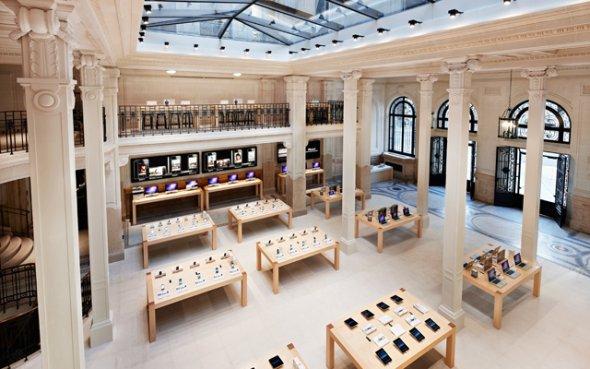 Η Apple κλείνει το κατάστημα του Λούβρου - Φωτογραφία 4
