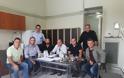 Αστυνομικοί Φωκίδας και Εξωτερικοί Φρουροί Άμφισσας σε συνάντηση εργασίας
